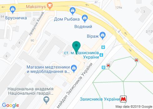 Стоматологическая клиника «Пальмира» - на карте