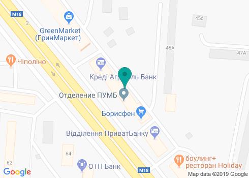 Стоматологический центр «Вита» - на карте