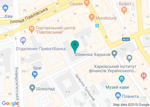 Стоматологическая клиника «Вивастом» - на карте