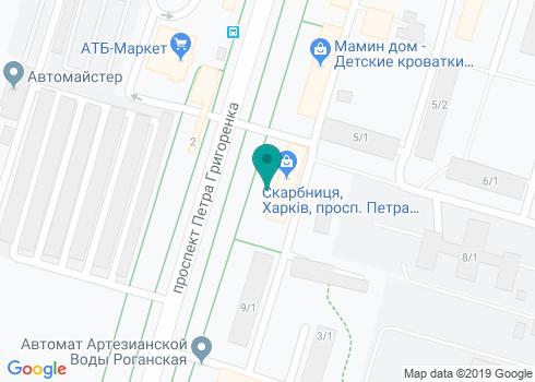 Стоматологическая клиника «SV dent» - на карте