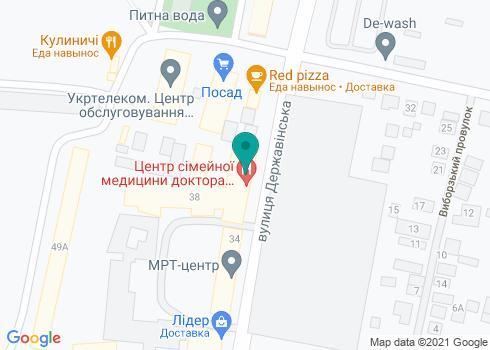 Медицинский центр «Центр здоровья доктора Артемчука», стоматологическое отделение - на карте