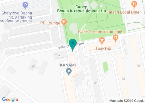 Стоматологическая клиника «Elite Denta» - на карте