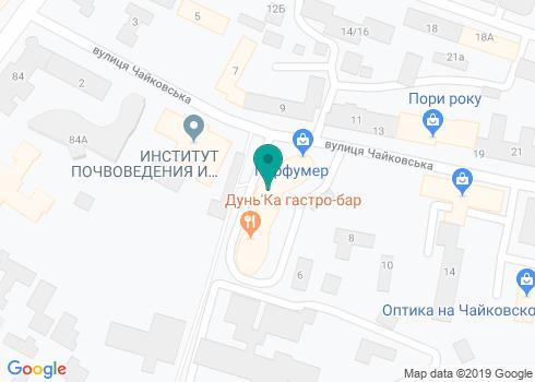 Стоматологическая клиника «Симфония» - на карте