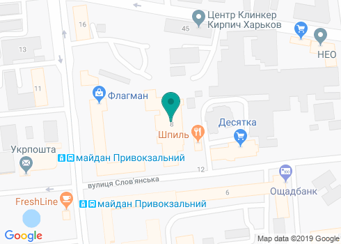 Стоматологическая клиника Доктора Мезенцева - на карте