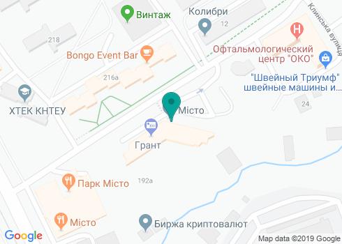 Стоматологическая клиника «Мисто-Дент» - на карте