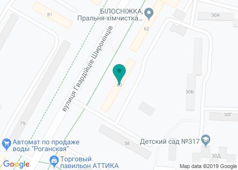 Стоматологический кабинет Сараевой Л. В. - на карте