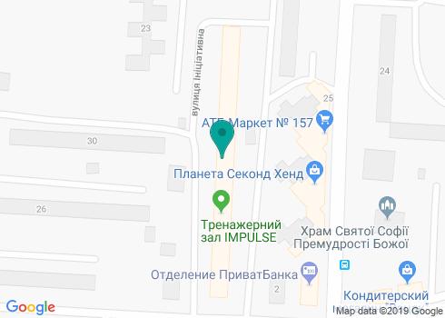 Медицинский центр «Каролина», отделение стоматологии - на карте