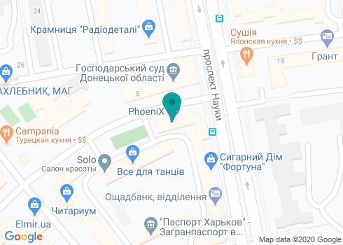 Стоматологическая клиника «Лиза Дент» - на карте