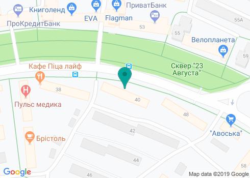 Стоматологическая клиника «Респект-Дент» - на карте