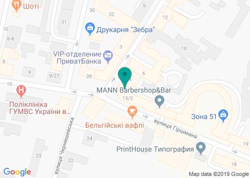 Стоматологическая клиника «White and White Dental studio» - на карте