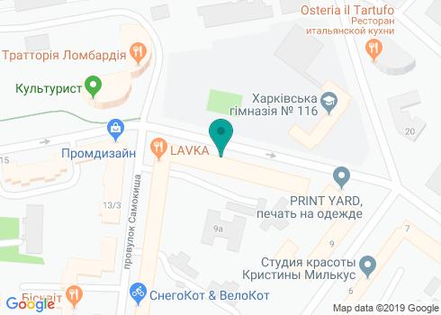 Стоматологическая клиника «Санодент» - на карте