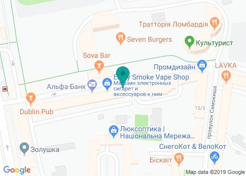 Центр современной стоматологии «DG Clinic» - на карте