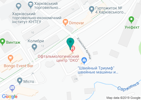 Стоматологический кабинет Филипченко Максима Николаевича - на карте