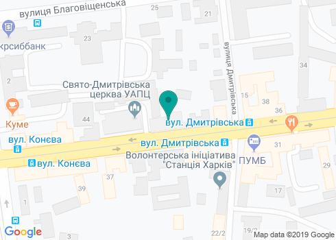 Стоматологическая клиника «Mamont» - на карте
