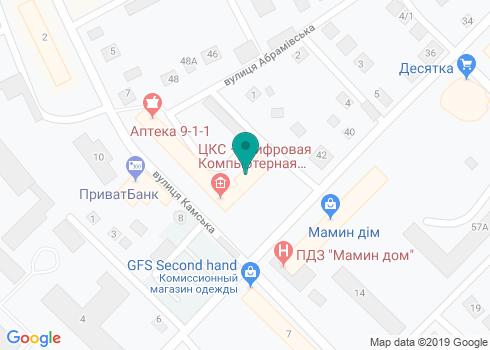 Центр клинической стоматологии «ЦКС» - на карте