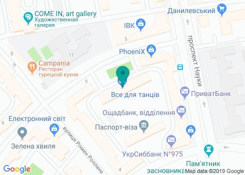 Центр клинической стоматологии ЦКС - на карте