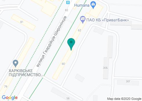 Стоматологическая клиника «Стоматолог» - на карте