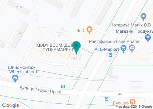 Стоматологическая клиника «Каумари» - на карте