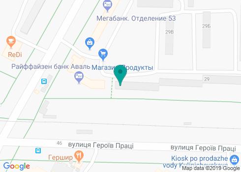 Стоматологический кабинет «СоВа» - на карте