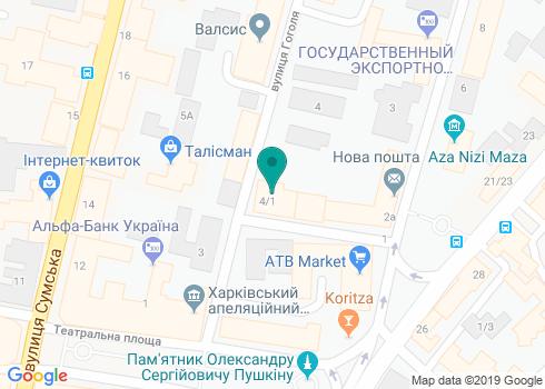 Стоматологическая клиника «Smile Design» - на карте