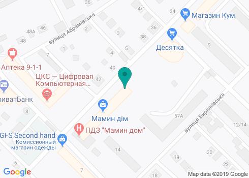 Стоматологический кабинет «Грация» - на карте