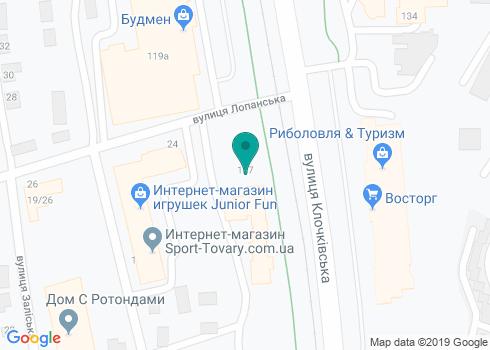 Стоматология доктора Владимира Басаргина «Your dentist +» - на карте