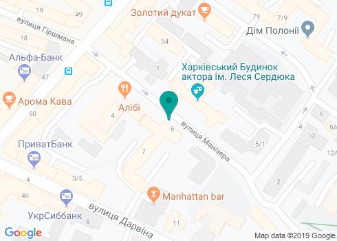 Медицинский центр «Дентал клуб Ди-2» - на карте