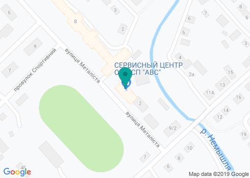 Ортодонтический центр «Ортокон плюс» - на карте