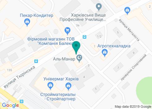 Медицинский стоматологический центр МКС - на карте