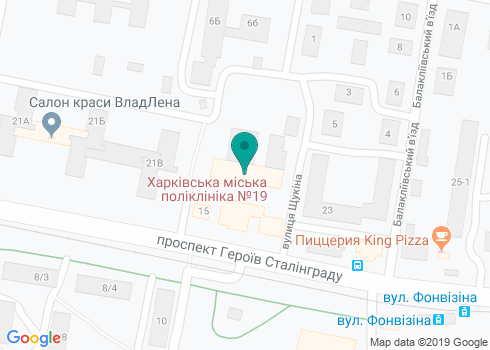 Стоматологический кабинет «Порцеляна» - на карте