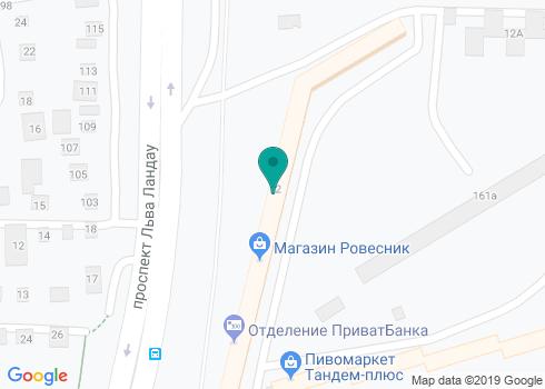 Стоматологическая клиника «Норма» - на карте