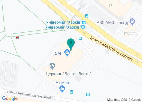 Стоматологическая клиника «ДЛВ-Проект» - на карте