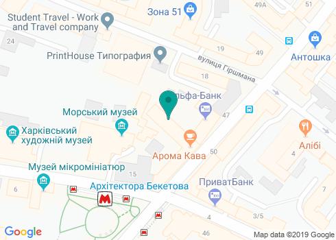 Медицинский центр «Сана», стоматологический кабинет - на карте