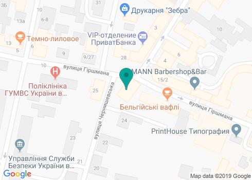 Стоматологическая клиника «Немецкая стоматология» - на карте