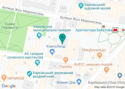 Стоматологический кабинет «White Smile» - на карте