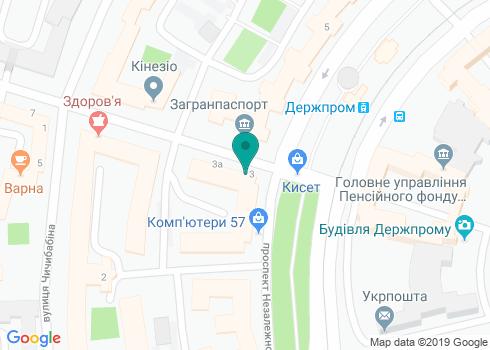 Стоматологичеcкая клиника «3D Clinic» - на карте