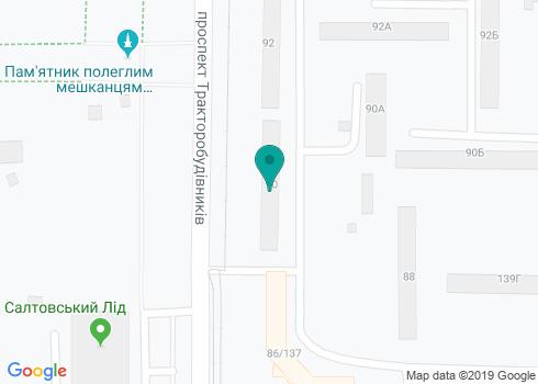 Стоматологическая клиника «Деа-Дент» - на карте