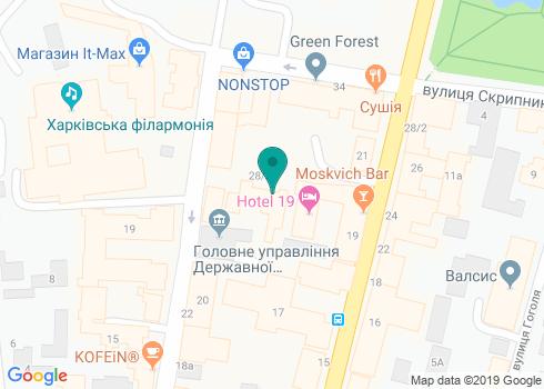 Стоматологическая клиника Царицанских - на карте