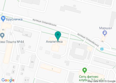 Харьковская городская поликлиника № 5, Стоматологическое отделение - на карте