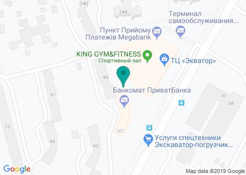 Сеть стоматологических кабинетов Гранд стоматология - на карте