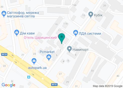 Стоматология доктора Осипяна Тиграна Александровича - на карте