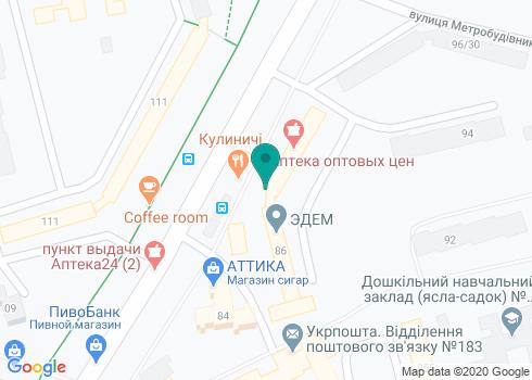 Стоматологическая клиника «Био» - на карте