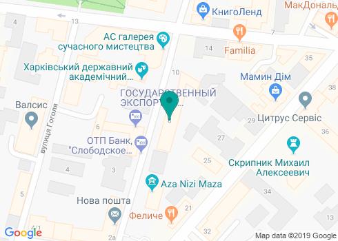 Стоматологическая клиника «Частная практика» - на карте