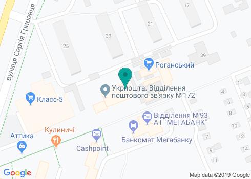 Стоматология МедСмайл - на карте