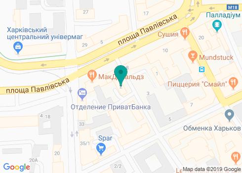 Стоматологическая клиника «Мастер Мед» - на карте