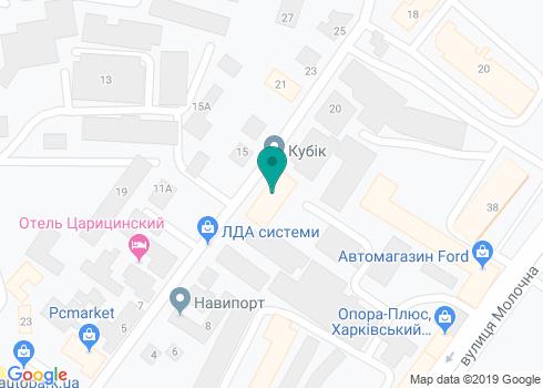 Стоматология «Shape Dental Studio» - на карте