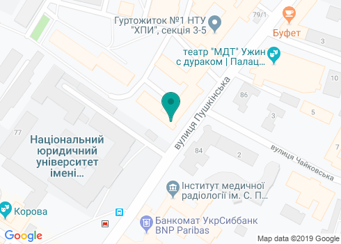 Стоматологический центр «Корд» - на карте