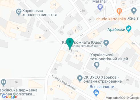 Стоматология Жемчуг на Гражданской - на карте