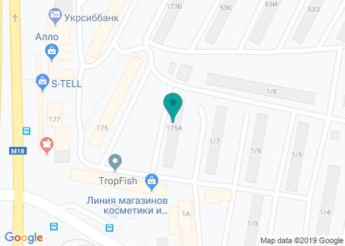 Стоматологическая клиника «Лиастом» - на карте