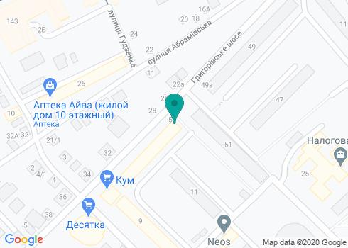 Стоматология Жемчуг на Григоровском шоссе - на карте